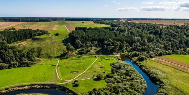 Kartenos Piliakalnis Salantu Regioninis Parkas.Kartenos Piliakalnis Pamatyklietuvoje Lt Kelionių Po